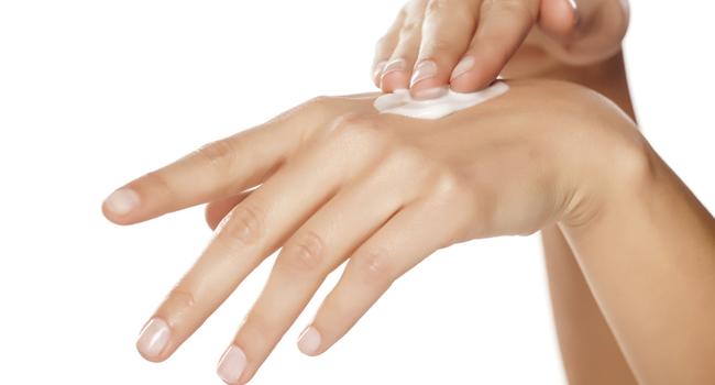 crème mains météo sensible