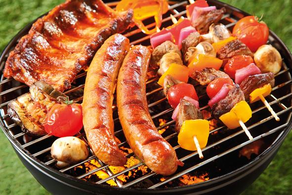 Hausse des ventes de saucisses en période d'été